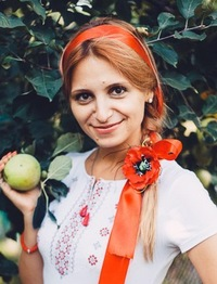 Наталия Мельник, 17 июня , Киев, id194284024