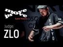 Zlo Judge showcase @ Move Prove Cypher Moscow'17