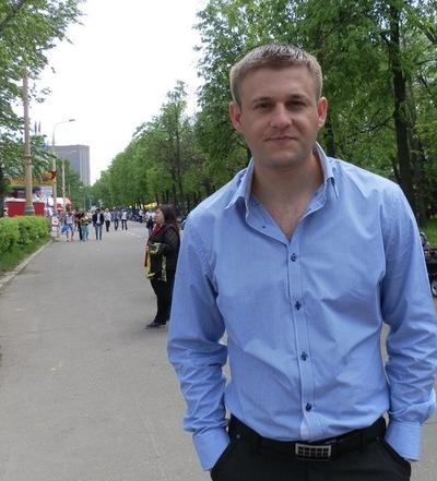 Паша Сажин, 19 января 1983, Москва, id175274571