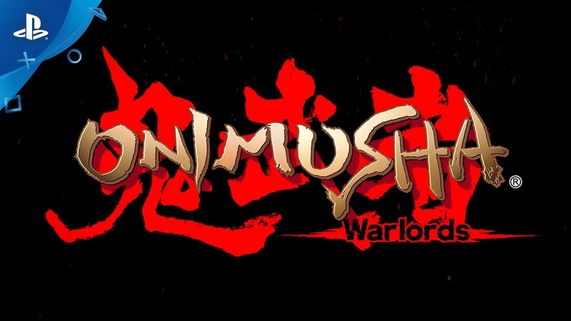 Onimusha: Warlords – Announcement Trailer | PS4