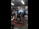 Анастасия Шатерникова жим лёжа 47,5кг