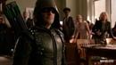 Я Томас Мерлин и я Зелёная Стрела. Оливер даёт показания в суде - Сериал Стрела