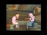 El gallo y el boyardo (Soyuzmultfilm, 1986) Dob. espa