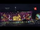 Iluminación Patria 2018 en el Zócalo de la CDMX wwwedemxcom