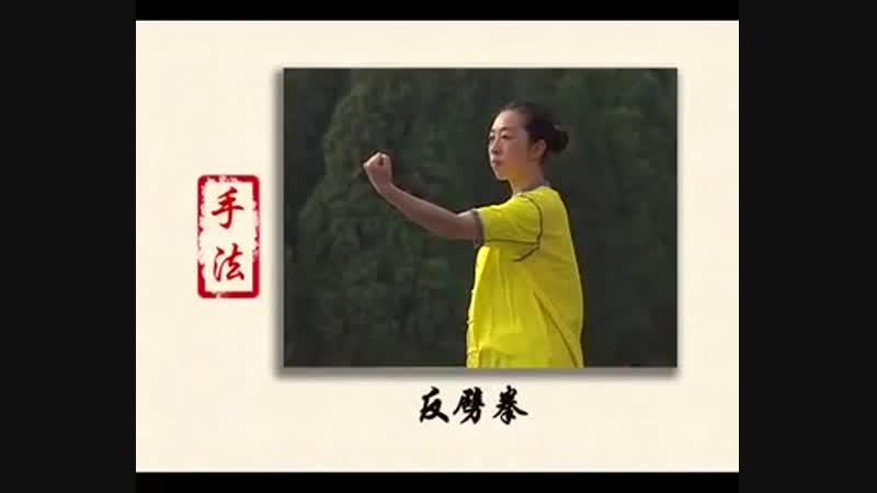 Учебный фильм 2 й дуань Чанцюань