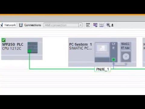 TIA Portal - WinCC Runtime Loader - загрузка проекта на ПК