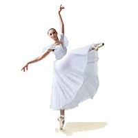 балерины и гимнастки
