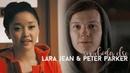 ❃ lara jean peter parker somebody else