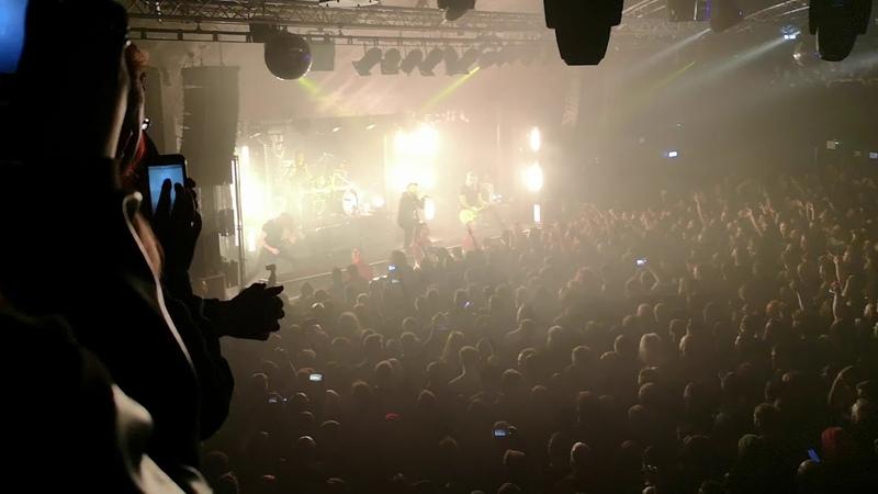 In Flames Nottingham