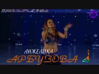 Анжелика Арбузова с гала-концерта