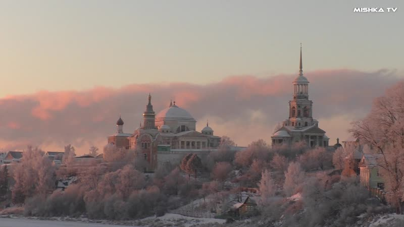 Зимняя прогулка по Торжку