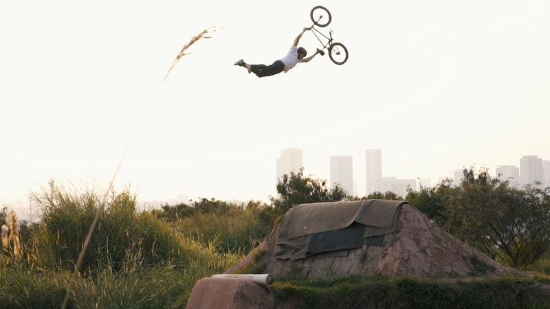 Leandro Moreira - Caracas Trails BMX insidebmx