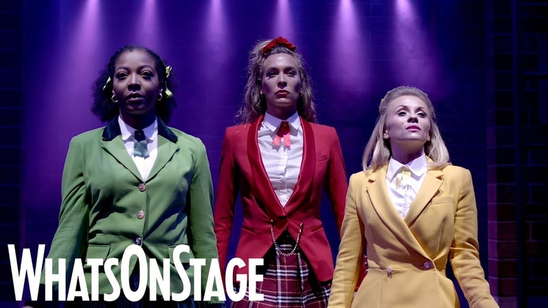 Heathers the Musical trailer   Starring Carrie Hope Fletcher in the West End