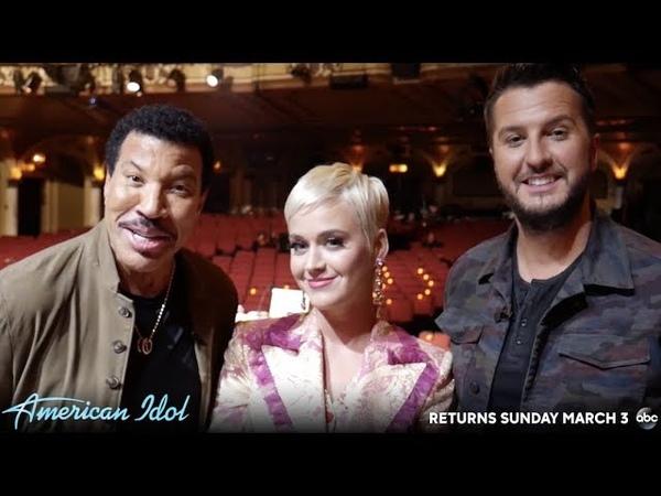 American Idol Season 2 Premieres March 3 on ABC