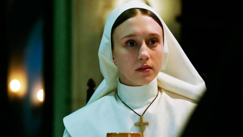 Проклятие монахини — Русский тизер-трейлер (2018)