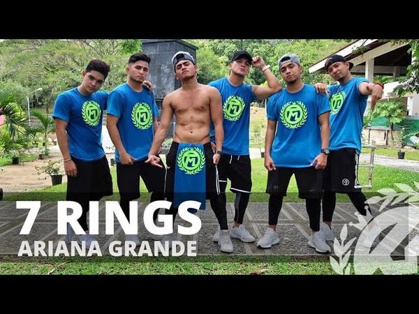 7 RINGS by Ariana Grande | Zumba® | Pop | Mark Kramer Pastrana