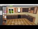 3D конструктор кухонь КухниПарк