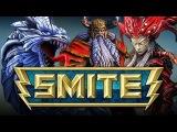 Обзор игры Smite (XaycForce), кратко о модах, героях и самой игре, веселый рассказ