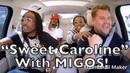 "MIGOS KILLS ""SWEET CAROLINE"""