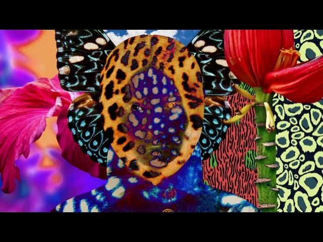 Kenzo 'Electric Jungle' by Mat Maitland