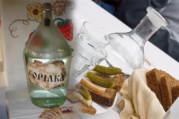 Чем русская водка отличается от украинской горилки