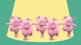 Sandra Boyntons PERFECT PIGGIES Hog Cappella