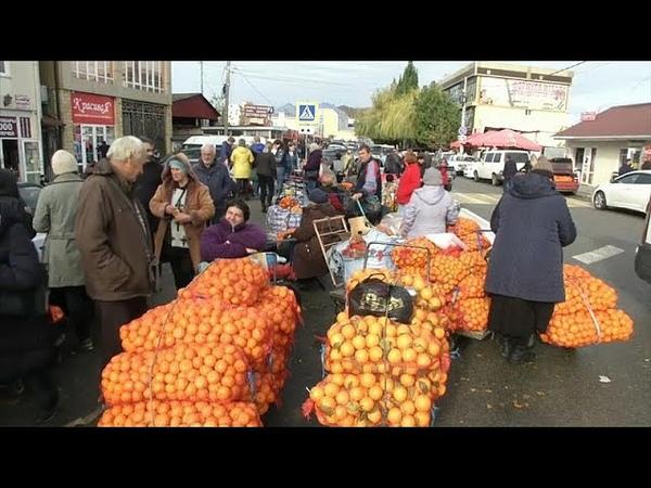 Абхазия мандариновый рай