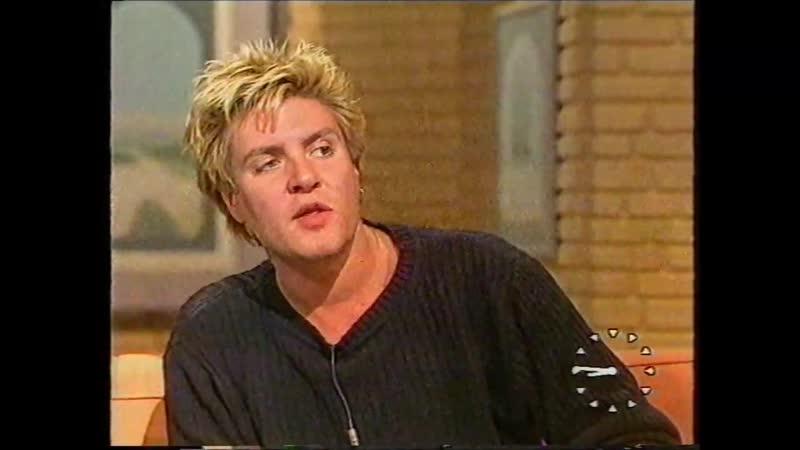 Simon Le Bon-TV AM.1987.