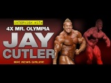 4x Mr. Olympia Jay Cutler interviewed by IFBB Mens Physique Pro Sadik Hadzovic