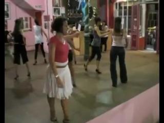 tecnica tango Virginia Pandolfi
