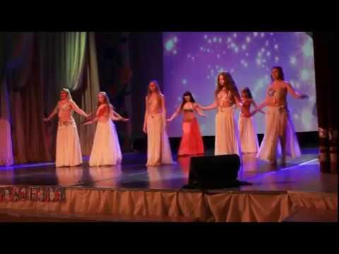 филиал Танцевальный зал на Заозерной Юбилейный концерт Танцевального центра Сапфир г. Омск