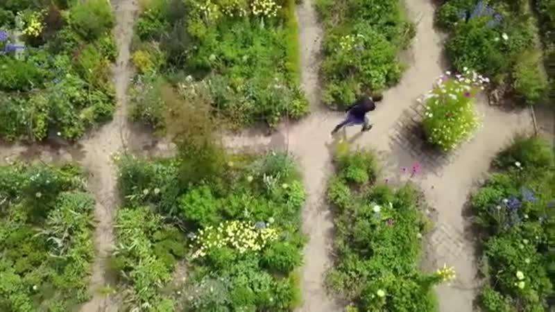 Le jardin Plume, Normandie _ Étonnants jardins _ ARTE Découverte [360p]