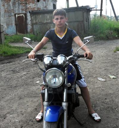 Дима Ясинский, 11 октября 1997, Черемхово, id113500658