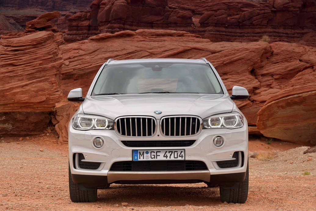 Фары BMW X5 2014