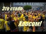 Шведские фанаты выпили все пиво в Нижнем Новгороде - AB