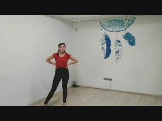 Salsa improvisation Tatiana Oleskiv