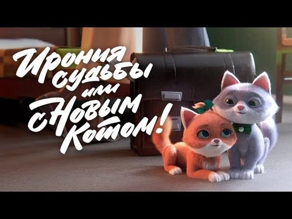 Ирония судьбы, или С новым котом!
