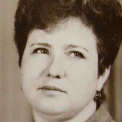 Любовь Сабанина, 13 ноября 1948, id16600096