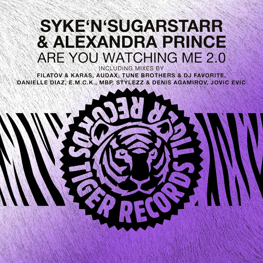 Syke'N'Sugarstarr альбом Are You Watching Me 2.0