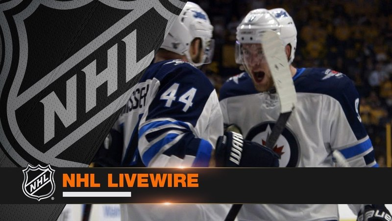 NHL LiveWire: Jets, Predators mic'd up for all-or-nothing Game 7