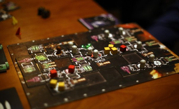 Настольная игра Космические дальнобойщики