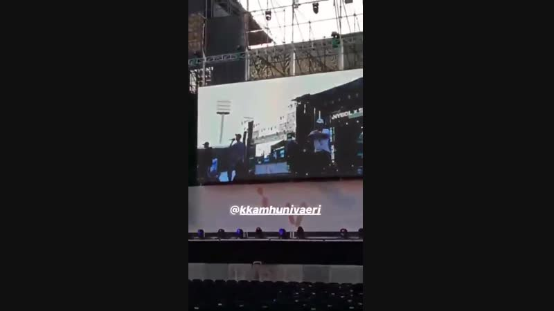 We young rehearsal for smtown chile! SEHUN 세훈 吴世勋