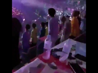 nct at exo's concert 2018