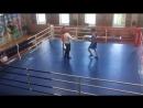 Геращенко Влад 1-й бой 2-й раунд