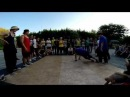 Animal Funk 2014 Footwork FINAL Kornel vs Lussy Sky vs Gringo