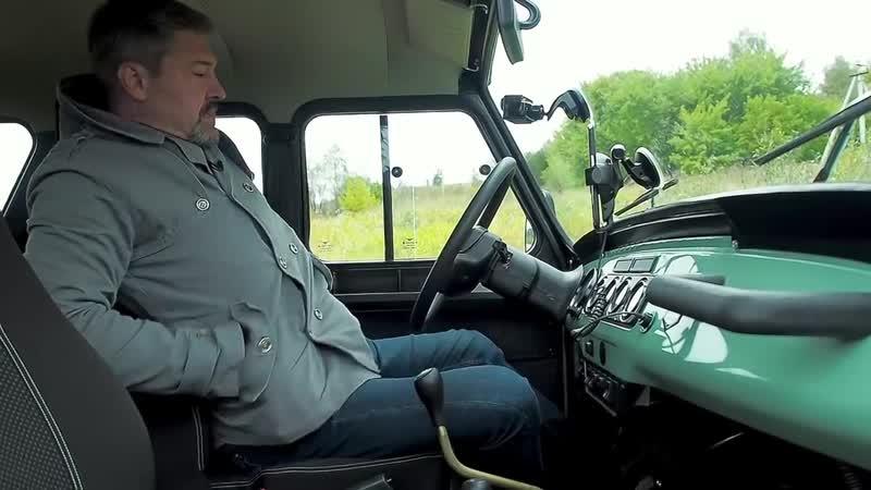 УАЗ 469 Хантер Юбилейный