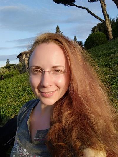Анастасия Новик