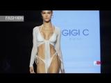 GIGI C Bikinis Miami Swim Week 2018 Spring Summer 2019 - Fashion Channel