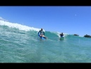 How To SURF: How to easily paddle onto waves! Common Errors Corrections 2/3 -