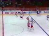 Чемпионат мира по хоккею 1989, Швеция, групповой этап, СССР-США, 4-2, 1 место, Макаров Сергей